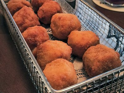 SELECTION OF HOMEMADE CROQUETTES (10 units)