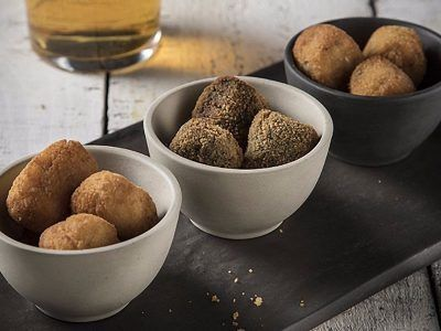 SELECTION OF CROQUETTES (8 units)